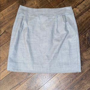 J. Crew Skirt Sz 2